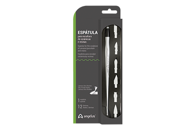 Spatula for Ceramics and Resins