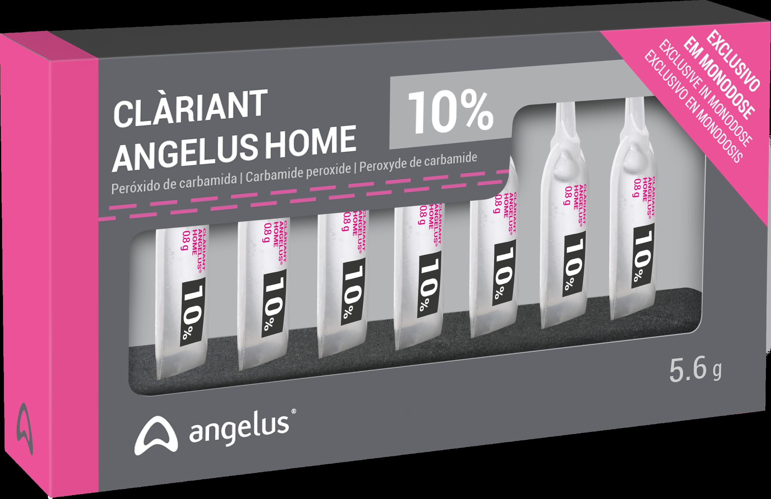 Clàriant Angelus Home Monodose 10%/16%/22%
