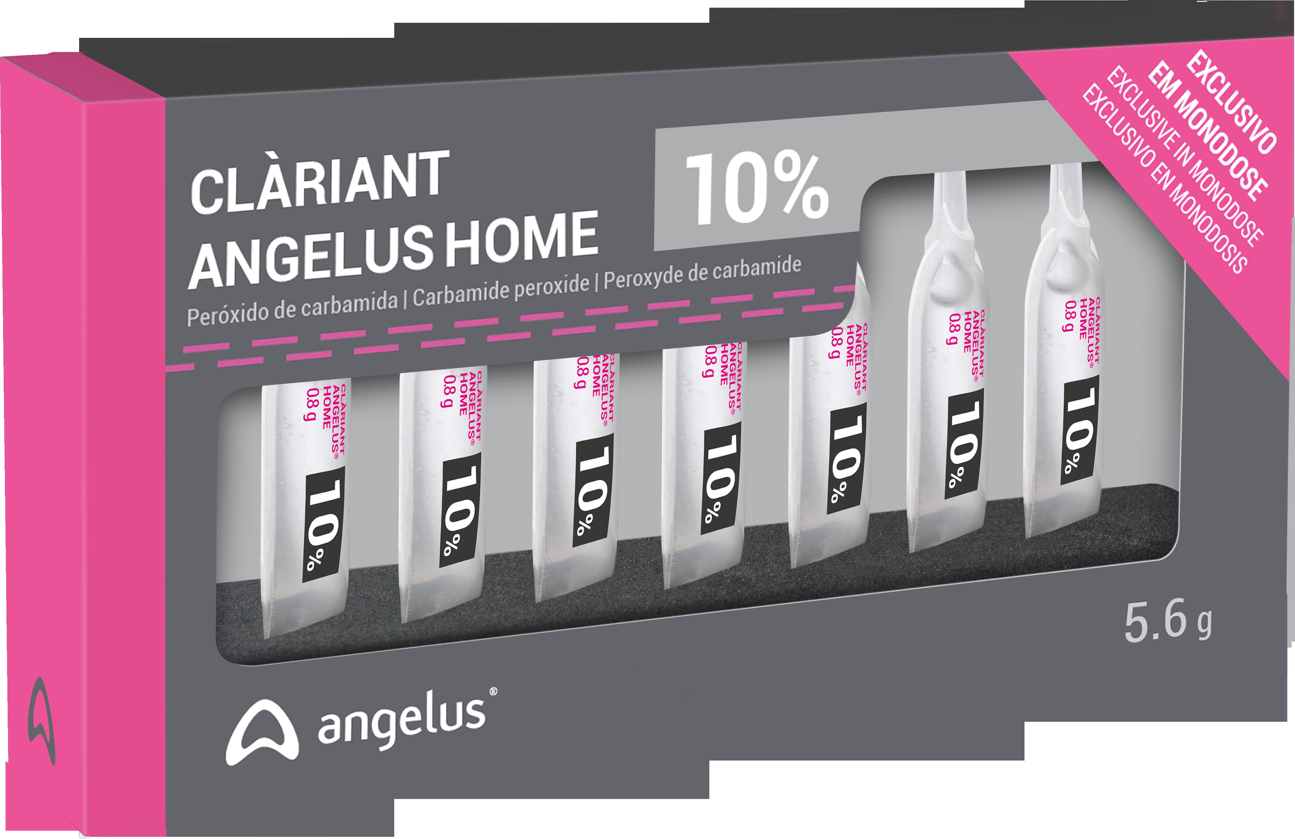 Clàriant Angelus Home Single dose 10%/16%/22%